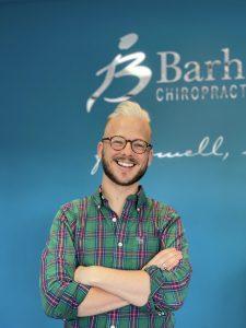 Richard Burgess, Chiropractor